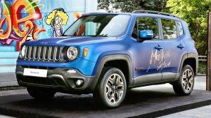 Jeep三款音乐节特别版SUV 自由侠领衔