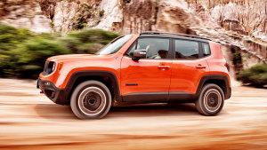 2016款Jeep自由侠 轻松应对全路况