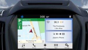2017款福特蒙迪欧 搭载SYNC3车载娱乐系