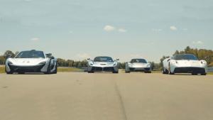超级跑车赛道竞速预告 918 Spyder出镜