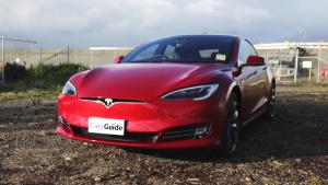 特斯拉Model S P90D 电动标杆当之无愧