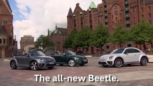 大众新款甲壳虫正式发布 国内即将上市