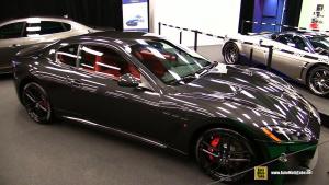 2016款玛莎拉蒂GT MC 采用轻质部件