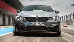 新款宝马M4 GTS展示 极速可达305km/h
