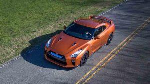 2017款日产GT-R 动力输出大幅提升