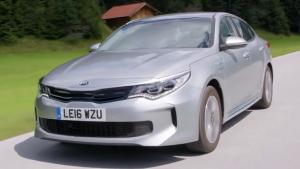 新起亚K5混动版 配备2.0L四缸发动机