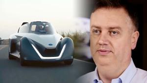 BladeGlider概念车 设计师解读智能出行