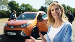 MG GS名爵锐腾高性能中级SUV  配置升级