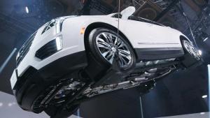 一览无余 凯迪拉克XT5多伦多启动发布