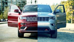 新款Jeep大切诺基来袭 全路况豪华SUV