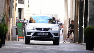2016巴黎车展 西雅特4D动感体验前瞻