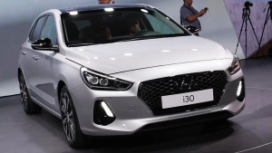 2016巴黎车展 现代全新i30正式发布