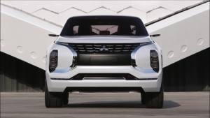 三菱GT-PHEV概念SUV 插电式混动车