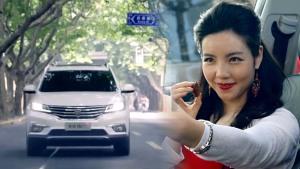 我的副驾驶被你承包了 荣威RX5微电影