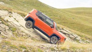 2016款Jeep自由侠 场地越野性能测试