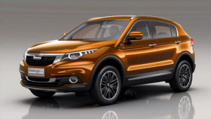 LYNK&CO概念车亮相&新款观致5 SUV上市、奇瑞瑞虎3X预