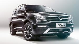 新款广汽传祺GS8 车型配置亮点展示