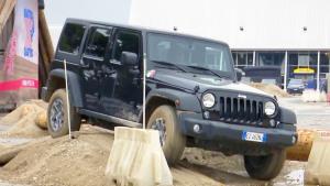 超强通过性 Jeep牧马人越野性能测试