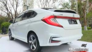 满足年轻人对第一辆车的所有想象——试驾东风Honda竞