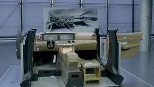 全新一代奔驰E级 内饰设计详细解读