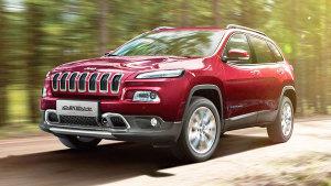 国产全新Jeep自由光 配备四大驾驶模式