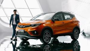 小型SUV东南DX3上市 售价6.79万元起