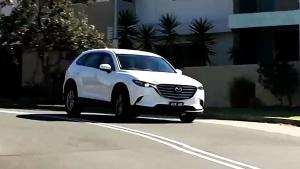 2017款马自达CX-9 魂动设计更运动