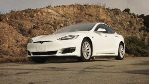 特斯拉Model S 60D 安全性能表现出色