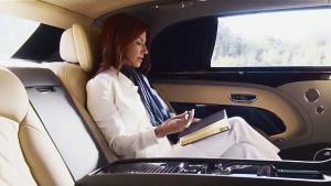 宾利全新慕尚长轴距版 提供航空座椅