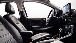 新款福特翼搏 配备直立式8英寸显示屏