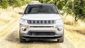 2017款Jeep指南者 美系硬派SUV细节展示