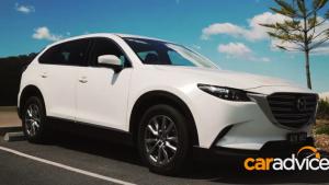 2016款马自达CX-9 性感大七座SUV