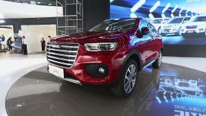 哈弗H2s售价8.38万起 未来范儿小型SUV