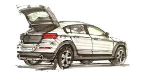 大炮评车:中看不中用的SUV