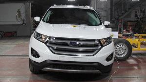 全新福特锐界 E-NCAP碰撞测试获五星