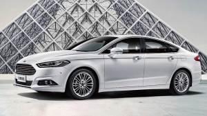 2017款福特新蒙迪欧上市 17.98万起售