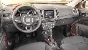 国产Jeep指南者 采用高级打孔真皮座椅