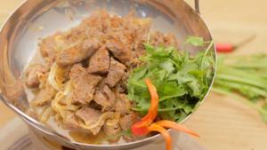 口味咸鲜制作简单 厨艺达人分享烹饪秘籍