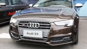 Audi速度节,让福州感受奥迪速度!