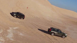 哈弗冠军车手 教你几招玩转沙漠技能