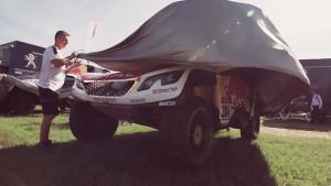 2017达喀尔拉力赛 标致新一代战车出征
