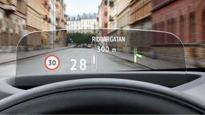 新一代MINI COUNTRYMAN 配平视显示系统