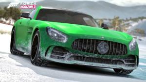 《极限竞速 》 奔驰AMG GT R冰峰狂飙