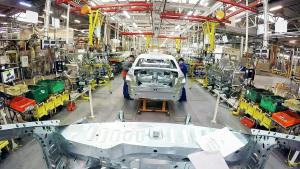 雪铁龙C4轿车 卡卢加PSMA工厂探秘