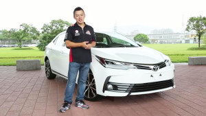 评测丰田改款卡罗拉Altis 安全性能提升