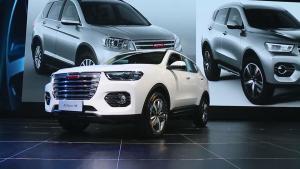 2017哈弗SUV品牌盛典  展现王者荣耀