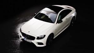 2017款奔驰E级Coupe 工程师详细解读