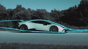 兰博基尼Huracan顶级版 全新空气动力学