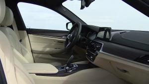 新一代宝马5系旅行版 最大空间达1700L