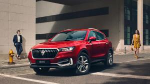 宝沃BX5劲锐智联SUV上市 14.98万起售